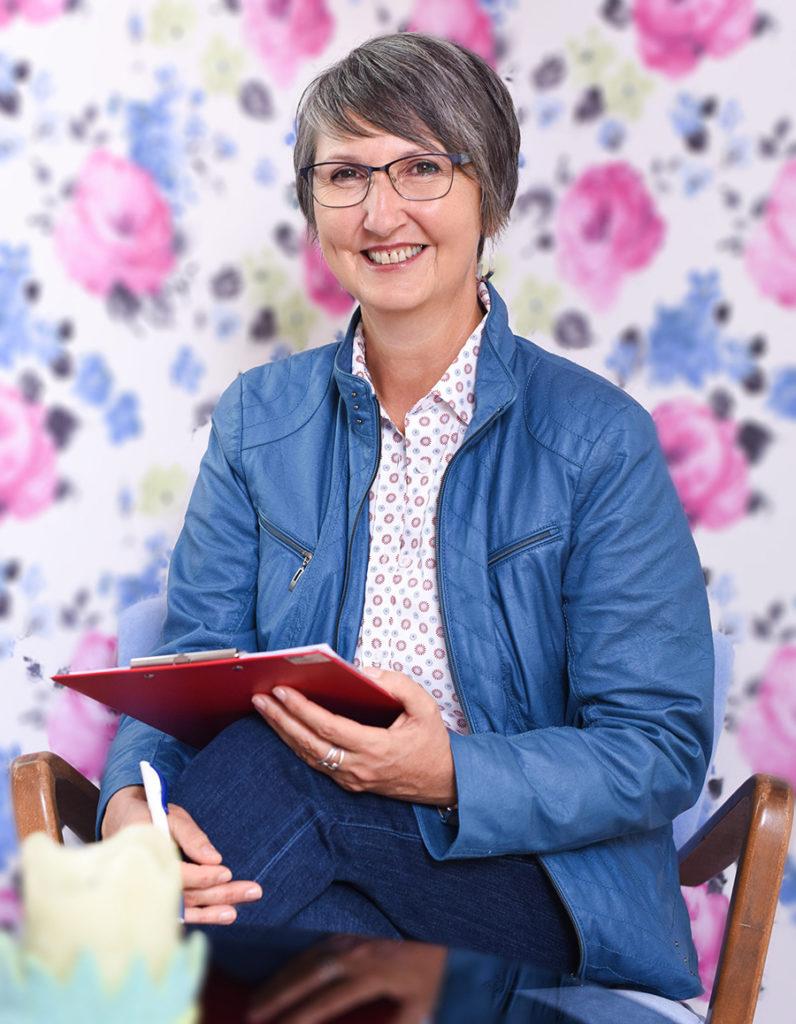 Portrait von Gisela Gauder-Wolf